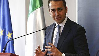 Ο υπ Εξωτερικών της Ιταλίας Λ. Ντι Μάιο