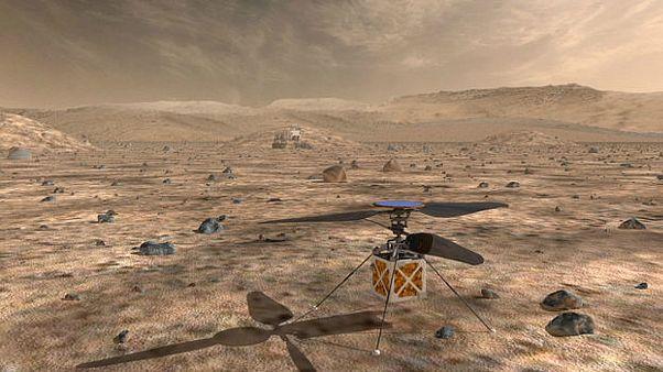 NASA'dan Perseverance ile yeni Mars misyonu