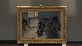 Les raboteurs de parquet de Gustave Caillebotte