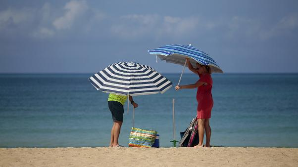 A Euronews poll showed around 60% of those surveyed do not feel comfortable travelling this summer.