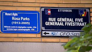 Calles con nombres de mujer para enterrar el pasado colonial de Bélgica