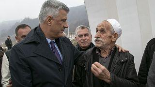 Hashim Thaci acusado de crímenes de guerra y crímenes de lesa humanidad