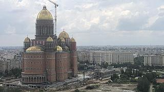 Die Kathedrale der Erlösung des rumänischen Volkes ist ein im Bau befindliches Kirchengebäude der Rumänisch-Orthodoxen Kirche in Bukarest.