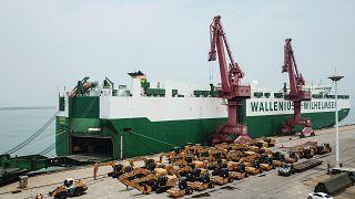 Uluslararası deniz taşımacılığı