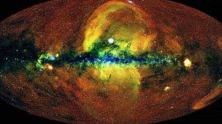 """السماء بعيون تليسكوب """"إي روزيتا"""" .. كما لم تراها من قبل"""