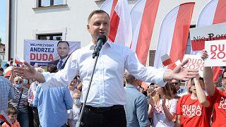 Elnökválasztást tartanak Lengyelországban vasárnap