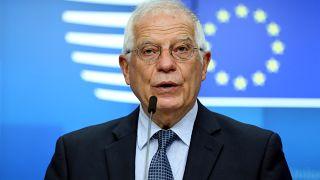 AB Dış Politika ve Güvenlik İşleri Yüksek Temsilcisi Josep Borrel