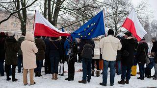 Lengyel elnökválasztás: szorossá válhat a verseny