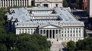 ساختمان وزارت خزانهداری آمریکا