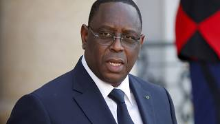 Senegal Cumhurbaşkanı Sall Covid-19 şüphesiyle karantinaya alındı