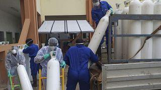 منظمة الصحة العالمية تحذر من نقص في مولدات الأكسجين في المستشفيات حول العالم