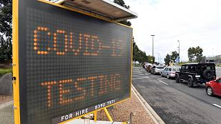 اختبارات كوفيد-19 في أستراليا