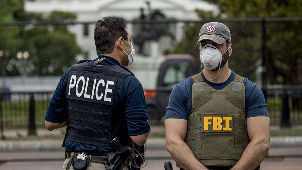 FBI'dan George Floyd gösterilerinde 'dış mihrak' araştırması