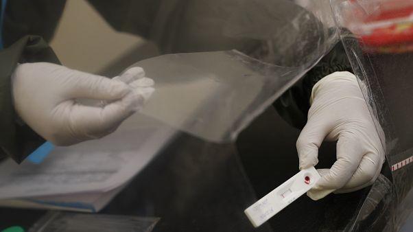 HDP'li bir milletvekilinin koronavirüs testi pozitif çıktı