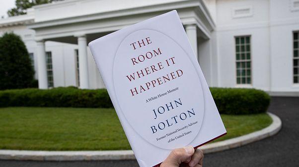 Οργή στην Αγκυρα για το βιβλίο του Μπόλτον