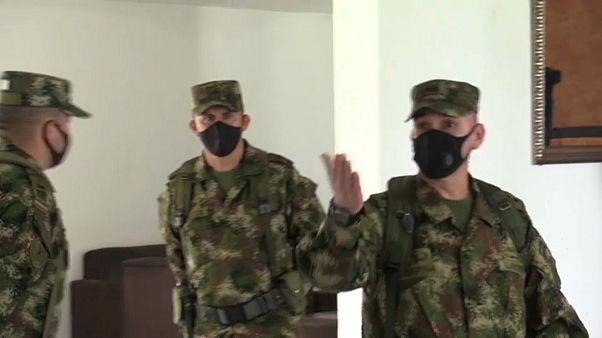 Kolumbien: Soldaten vergewaltigen 13-Jährige