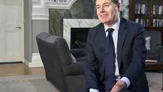 Der Ire Paschal Donohoe ist neuer Chef der Eurogruppe.