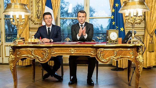 ویدیوی چت سکسی نامزد شهرداری پاریس؛ ماکرون چگونه دست بَرنده را باخت؟