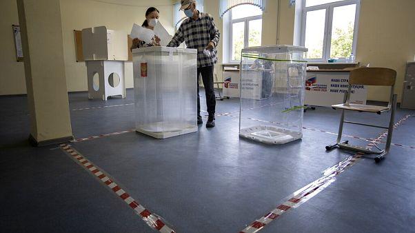 Rússia vota alterações à Constituição