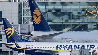 Ryanair acusa Lufthansa de partcipar em cartel de preços baixos na aviaçao