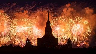 AP Moscow celebrations