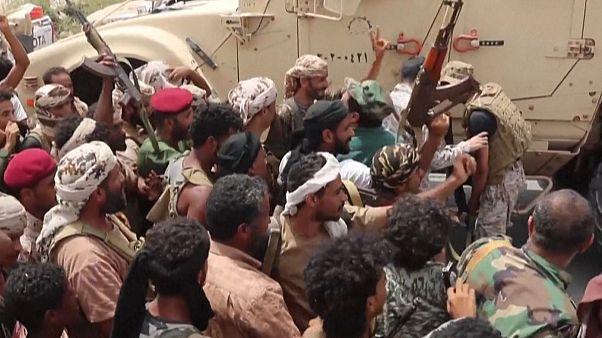 اعزام نیروهای ائتلاف تحت رهبری ریاض به جنوب یمن برای نظارت بر آتشبس