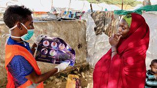 Somalili göçmenler