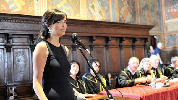 Η Πατρίτσια Φαλτσινέλι νέα πρέσβης της Ιταλίας στην Ελλάδα