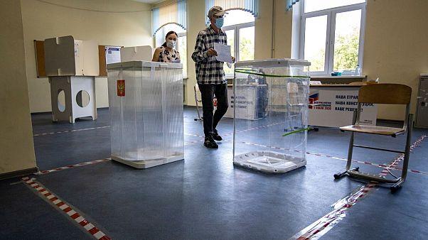 آغاز همهپرسی هفت روزه در روسیه