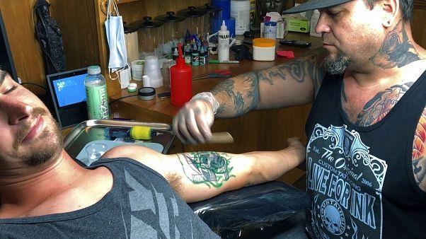 Tatuagens contra o racismo