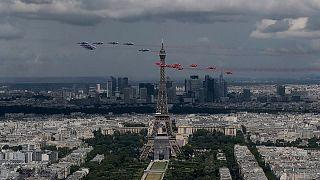 برج ایفل پس از سه ماه تعطیلی به روی بازدیدکنندگان باز شد