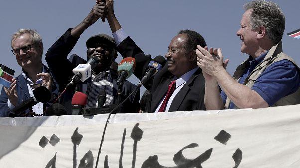 السودان يتلقى 1.8 مليار دولار كمساعدات خلال مؤتمر للمانحين عبر الفيديو