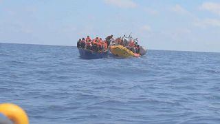 Migrant rescue operations continue in the Mediterranean despite COVID-19 pandemic | #TheCube