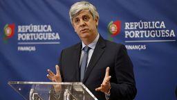 Mário Centeno confirmado no Banco de Portugal
