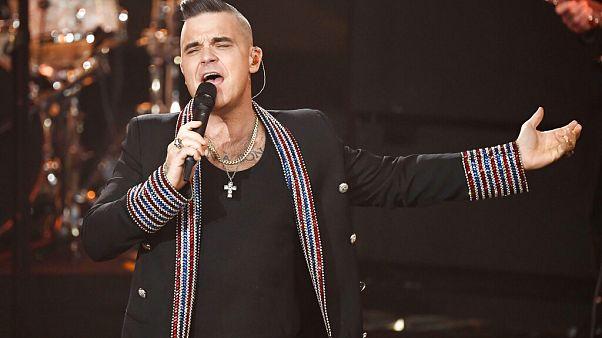 Robbie Williams in Deutschland - 2019
