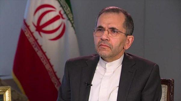 مجید تخت روانچی، سفیر ایران در سازمان ملل متحد