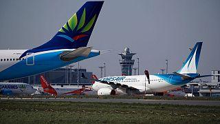 فعالیت فرودگاه اورلی در پاریس پس از سه ماه وقفه از سر گرفته شد