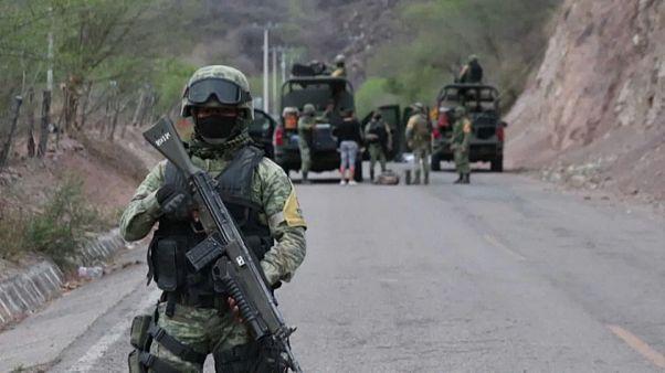Matanza en México y riesgo de implosión del cártel de Sinaloa