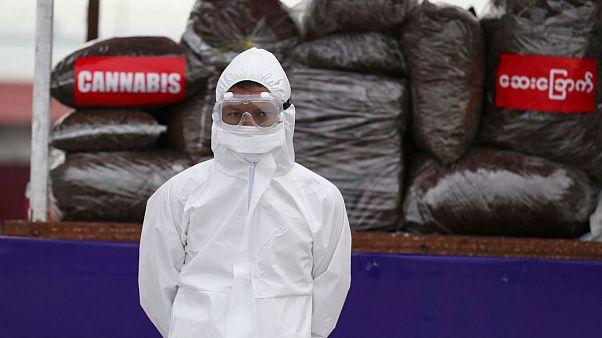 ابراز نگرانی سازمان ملل از تغییر روشهای قاچاق و افزایش ناخالصی مواد مخدر