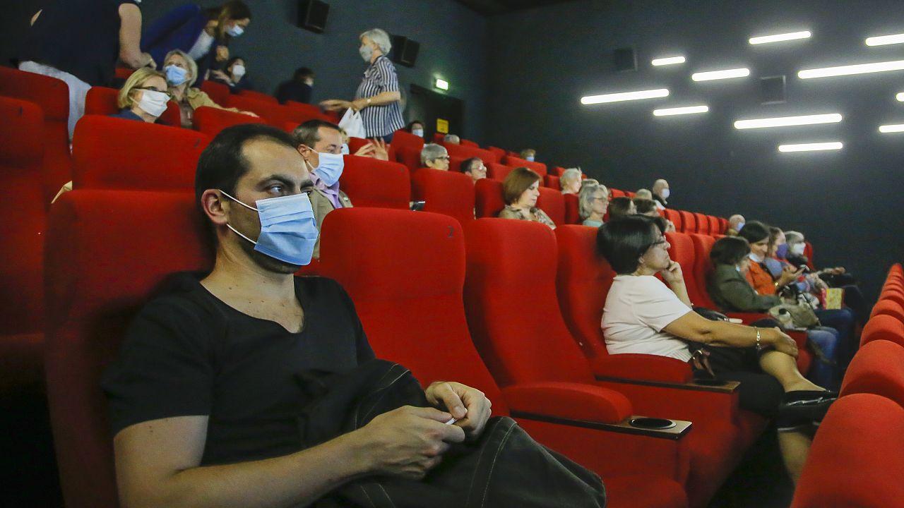 Pandemia lança a confusão no mundo do cinema | Euronews