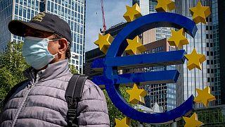 بانک مرکزی اروپا: سختترین بخش بحران اقتصادی ناشی از کرونا احتمالا سپری شده است
