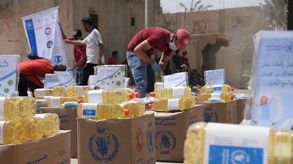 برنامج الغذاء العالمي يؤكد أن السوريين يواجهون أزمة جوع غير مسبوقة