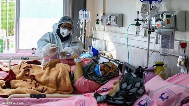 بیمارستانی در قم که بیماران مبتلا به کرونا را پذیرش میکند