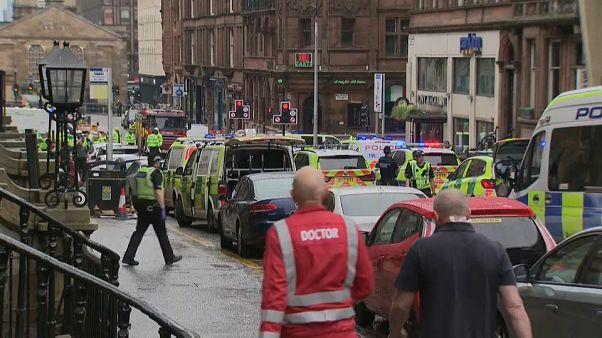 Ein Toter nach Messerstecherei in Glasgow