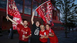 Liverpooli arany 30 év után
