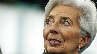 Christine Lagarde receia que receios pelo futuro prejudiquem retoma da economia