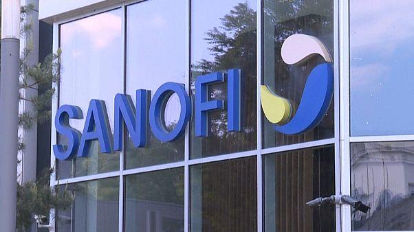 Офис Sanofi в Лионе