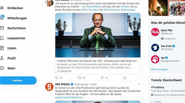 Screenshot Twitter DER SPIEGEL