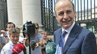 Irlande: accord pour un gouvernement de coalition, sans le Sinn Fein