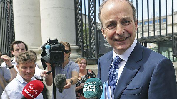 Micheál Martin, nuevo primer ministro de Irlanda en una insólita coalición